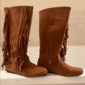 Shoes - Moccasin Style Boots